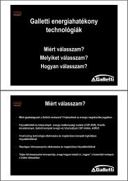 Galletti energiahatékony technológiák 2011_10_20 [Kompatibilitási ...