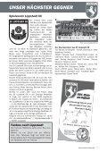Stadionmagazin öffnen - Hammer Spielvereinigung - Seite 7