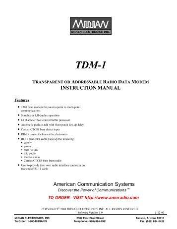 tdm 2000 manual rh tdm 2000 manual oscilloscopes solutions