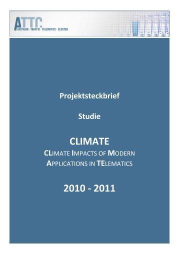 Projekt Climate - ATTC