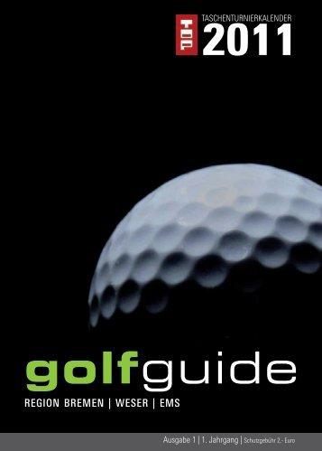 2011 golfguide - Top Magazin