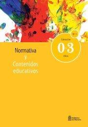Normativa y Contenidos educativos - Gobierno de Navarra