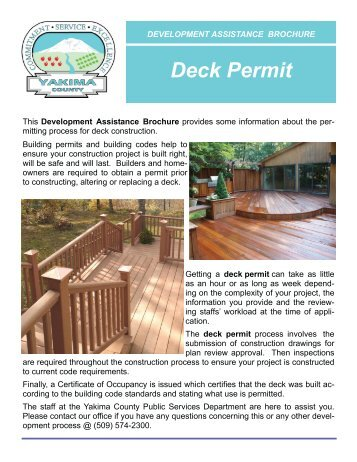 Deck Permit Development Assistance Brochure.pub - Yakima County