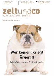 Losberger - zelt und co