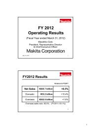 PDF/406KB - Makita