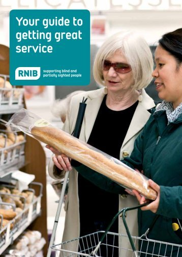 Download 'Your guide to getting great service' - VODG