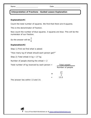 Printables Math Worksheet Land math worksheet land answers intrepidpath worksheets mathworksheetsland