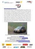 Rallye du Chablais, Kim Daldini wie ein Fisch im Wasser! - Deviens ... - Page 3