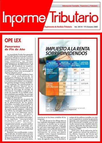 impuesto a la renta sobre dividendos - AELE