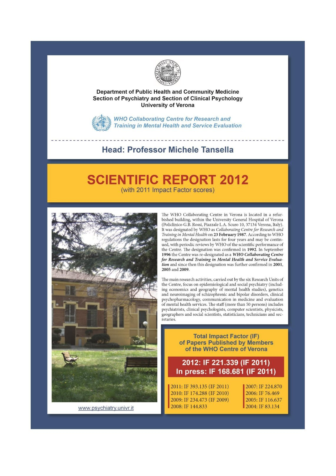 Univr Calendario.80 Free Magazines From Psychiatry Univr It