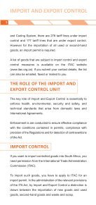 import and export control - International Trade Administration ... - Page 4