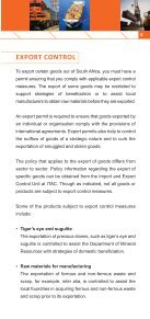 import and export control - International Trade Administration ... - Page 7