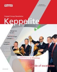 December 2012 - Keppel Corporation