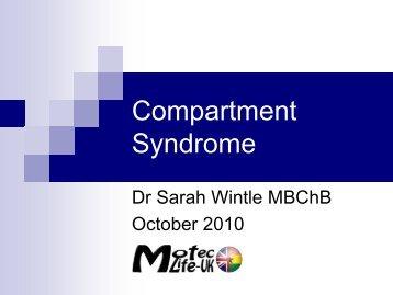 Compartment Syndrome.pdf - MOTEC LIFE-UK