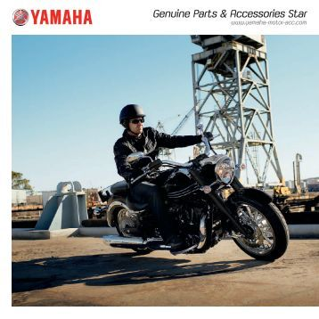 Genuine Parts & Accessories Star - Yamaha Motor Europe