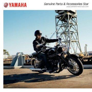 Genuine Parts & Accessories Star - Yamaha Motor Europe