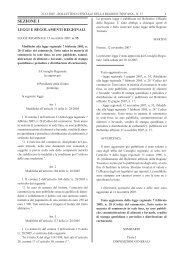 SEZIONE I - LdP Progetti GIS