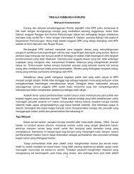 Trisula Pembunuh Korupsi.pdf - Kumoro.staff.ugm.ac.id
