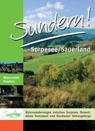 Sundern! Sorpesee / Sauerland - Sundern Endorf / Home