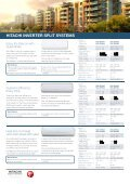 Hitachi air conditioners - Page 2