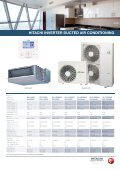 Hitachi air conditioners - Page 3