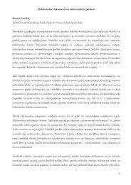 Elektroniskie dokumenti un elektroniskais paraksts - Raidla Lejins ...