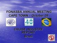 Cruise Market Report - FONASBA