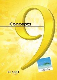 Concepts - Source : www.pcsoft-windev-webdev.com