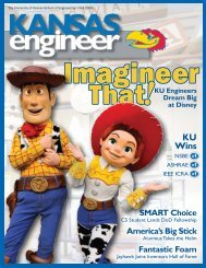 KU Wins - School of Engineering - The University of Kansas