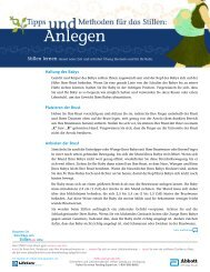 Anlegen - Abbott Nutrition