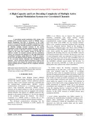 A High Capacity and Low Decoding Complexity of Multiple Active ...