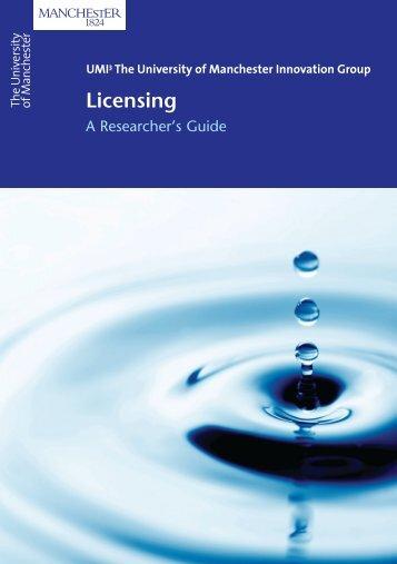 Licensing - Umip.com