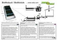 BioModul manual - Raita Environment