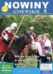 Nowiny Gniewskie Czerwiec 2008 - biblioteka.gniew.wbpg.org.pl