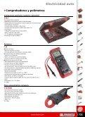 Descargar catálogo en PDF de *ELECTRICIDAD AUTO - Pegamo - Page 2