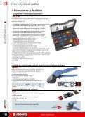 Descargar catálogo en PDF de *ELECTRICIDAD AUTO - Pegamo - Page 7