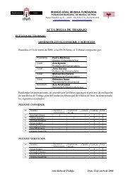 Acta Adminis Conser Serv - Ayuntamiento de Irun