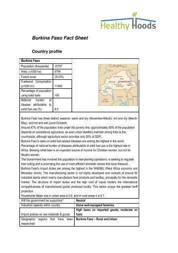Burkina Faso - Practical Action