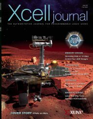 Xcell Journal Issue 50 - Xilinx