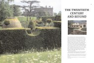 the twentieth century and beyond - Owlpen Manor