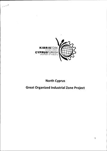North Cyprus Great Organized Industrial Zone Project