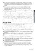 User Manual_SNV-3080_ITALIAN_Web.indb - DOMUSWIRE - Page 3