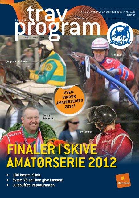 19. november 2012 - Skive Trav