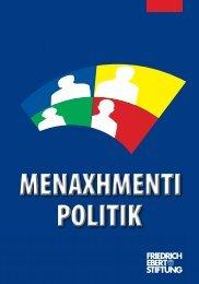 menaxhmenti politik - FRIEDRICH EBERT STIFTUNG Office in Skopje