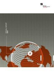 Annual Report 2009 - Danish Technological Institute