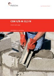 CEM II/B-M 32,5 N - BigMat