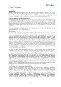 """Akciju sabiedrība """"Grindeks"""" - NASDAQ OMX Baltic - Page 7"""