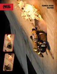 TECHNICAL RESCUE SOLUTIONS - Rescue Response Gear
