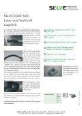 Garagentorantrieb GDO550 - Selve - Page 2