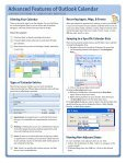 Focus on Outlook Calendar Quick Reference card.pub - Page 2